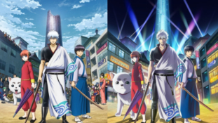 Gintama: Première vidéo promotionnelle de l'arc final « Silver Soul » qui débute le 7 janvier 2018