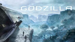 Godzilla 2017: Concept Art et Casting du film animé révélés