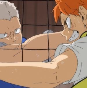 Haikyû!! (To The Top) épisode 8 – Saison 4 : « Challenger »
