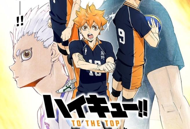 Haikyû!! To The Top : Nombre d'épisodes de l'anime qui débute aujourd'hui