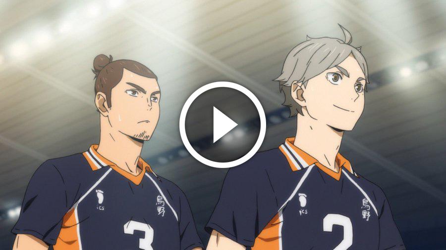 Haikyû!! (To The Top) épisode 9