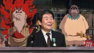 Isao Takahata nommé au rang d'officier des arts et des lettres !