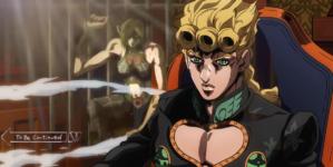 JoJo's Bizarre Adventure – Golden Wind : Scène fan-animation pour Stone Ocean