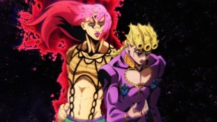 JoJo's Bizarre Adventure – Golden Wind épisode 34 : « Requiem résonne en silence, 1re partie »