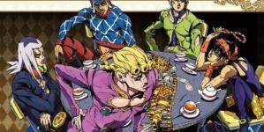 JoJo's Bizarre Adventure – Golden Wind: Opening de l'anime et visual clé