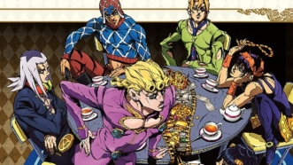 JoJo's Bizarre Adventure – Golden Wind: Opening de l'anime et visual clé
