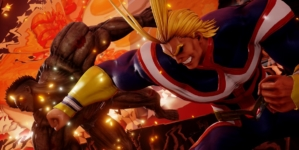 Jump Force : La cavalerie est là, All Might (My Hero Academia) et son trailer