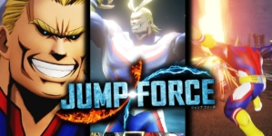 Jump Force : All Might (My Hero Academia) est confirmé comme nouveau personnage