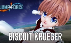 Jump Force : Trailer de Biscuit Krueger (Hunter x Hunter) et date de sortie avec Kaiba et All Might
