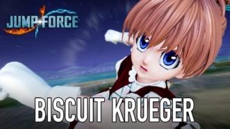 Jump Force : Trailer de Biscuit Krueger (Hunter x Hunter) et date de sortie avec Kaiba et All Might