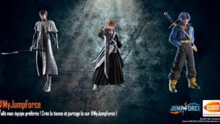 Jump Force : Tente de remporter une édition collector du jeu, déjà des patchs prévus