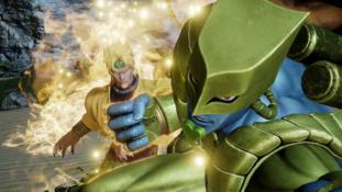 Jump Force : Premiers screenshot in-game de Jotaro et Dio de JoJo's Bizarre Adventure