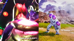 EN IMAGES – Jump Force: Freezer 100% et Golden Freezer confirmés