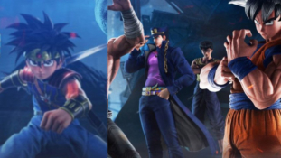 Jump Force : Jotaro (Jojo's Bizarre Adventure) et Dai (Dragon Quest) rejoignent le roster