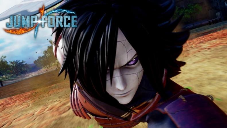 Jump Force : Trailer de Madara Uchiha (Naruto) qui sort en fin d'année