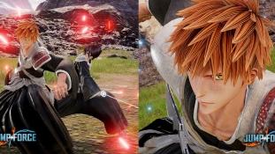 Jump Force: Premiers screenshots d'Ichigo, Rukia et Aizen de l'arc final dans le jeu