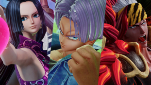 Jump Force : Premiers screenshots de Trunks, Renji en Bankai (Arc final) et Boa Hancock