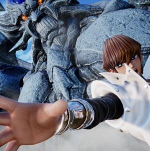 Jump Force : Premiers screenshots in-game de Seto Kaiba (Yu-Gi-Oh !)