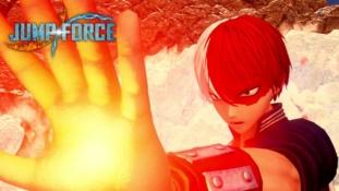 Jump Force : Version Switch, la saison 2 démarre avec Shoto (My Hero Academia), un nouveau personnage de Bleach prévu