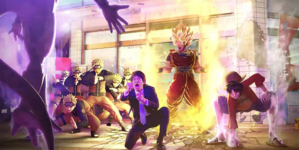 Jump Force : Toutes les attaques ultimes (40 personnages)