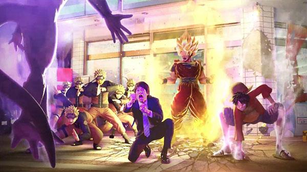 Jump Force : Toutes les attaques ultimes (40 personnages)