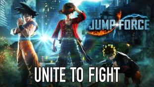 Jump Force: Les mangas du Jump réunis dans un nouveau jeu cross-over !