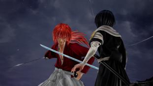 Jump Force : Premiers screenshots de Kenshin Himura et Makoto Shishio de Kenshin le Vagabond