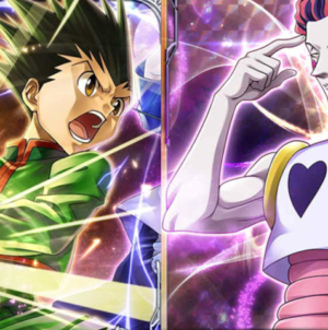 Jump Force: Gon et Hisoka sont les représentants de Hunter x Hunter