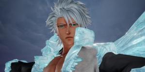 Jump Force : Les cieux gelés d'Hitsugaya (Bleach) de la Guerre sanglante de mille ans débarquent