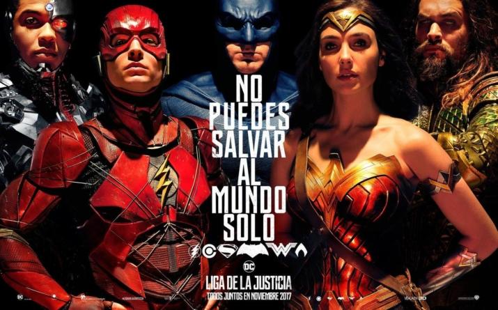 Justice League: Nouvelle Bande-annonce exclusive du film