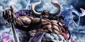 One Piece : Les deux prochaines statues des Mugiwara, les POP de Kaidô et Robin