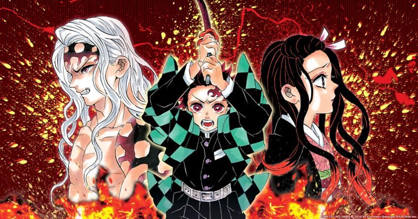Demon Slayer (Kimetsu no Yaiba) : Le manga atteint l'apogée de son arc final