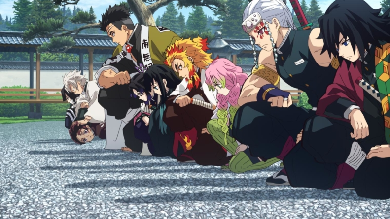 Demon Slayer (Kimetsu no Yaiba) épisode 22 – Saison 1 : Le maître