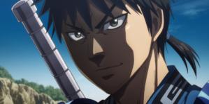 """Kingdom épisode 3 – Saison 3 : """"La bataille de la porte de Kankoku"""""""