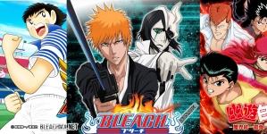 Klab Games annonce des jeux pour Bleach, Olive et Tom, Yu Yu Hakusho et plus