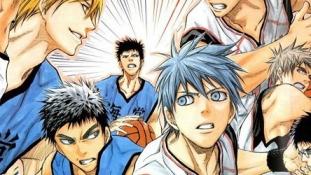 Fin du manga Kuroko no Basket