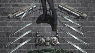L'Attaque des Titans – Saison 3: Nouveau poster de Livaï, l'épisode 1 ce soir sur la chaîne Mangas
