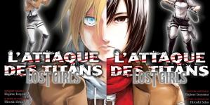 L'Attaque des Titans – Lost Girls adapté en anime