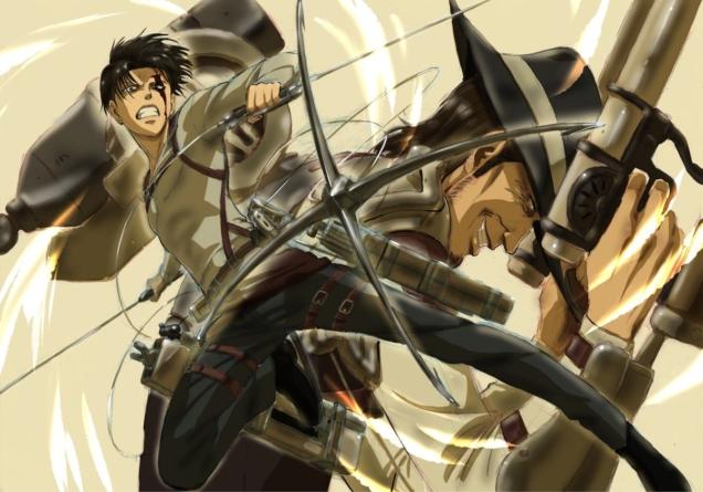 La saison 3 de l'anime L'Attaque des Titans aura un rythme beaucoup plus rapide que le manga