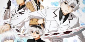 L'anime Tokyo Ghoul:re aura une saison en deux parties pour 24 épisodes