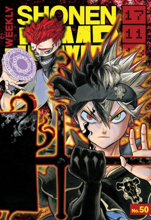 Le manga Black Clover a été imprimé à plus de 4,8 millions d'exemplaires