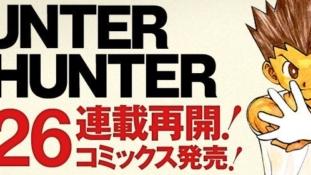 Le manga Hunter x Hunter de retour en Juin dans le Shônen Jump