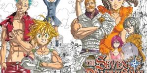 Fin du manga The Seven Deadly Sins de Nakaba Suzuki, la semaine prochaine