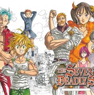 The Seven Deadly Sins : Fin officielle du manga en mai, l'auteur débute un nouveau manga