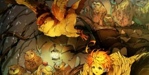 Le manga The Promised Neverland (Yakusoku no Neverland) a été imprimé a plus d'1,5 million d'exemplaires