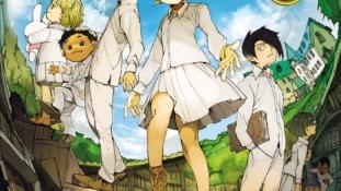 Lisez gratuitement le premier chapitre de The Promised Neverland de Kazé Manga !