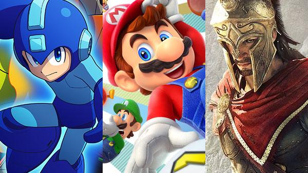 Meilleures ventes de jeux vidéo au Japon: Du 1er au 7 cotobre 2018