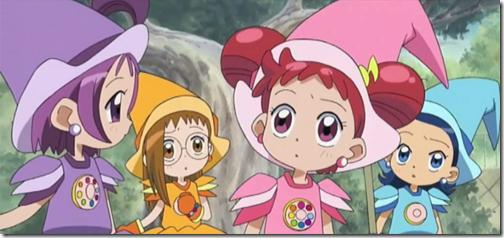 Magical DoReMi (Ojamajo Doremi) : Premier teaser du film nostalgique