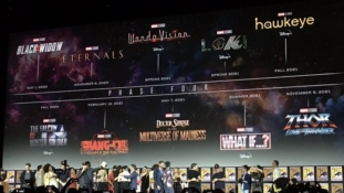 Marvel Cinematic Universe Phase 4 : Black Widow, Eternals, Shang-Chi, Doctor Strange 2, Thor Love and Thunder