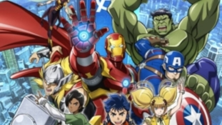 Marvel Future Avengers : L'anime du studio Madhouse sera disponible sur Disney +
